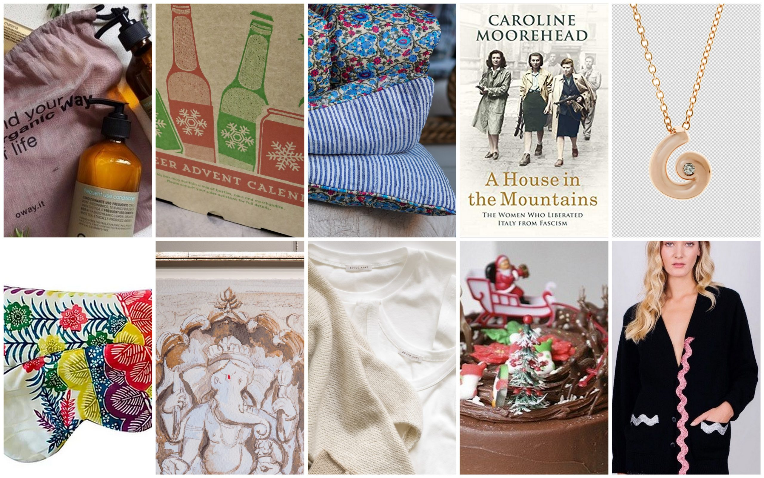 Shop Local Primrose Hill Christmas Gifts