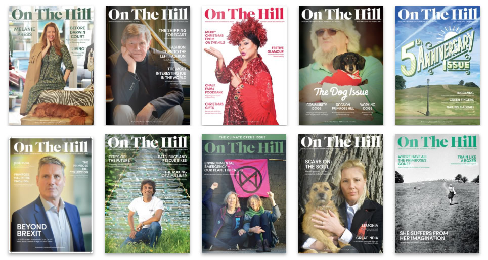 On The Hill - Primrose Hill magazine