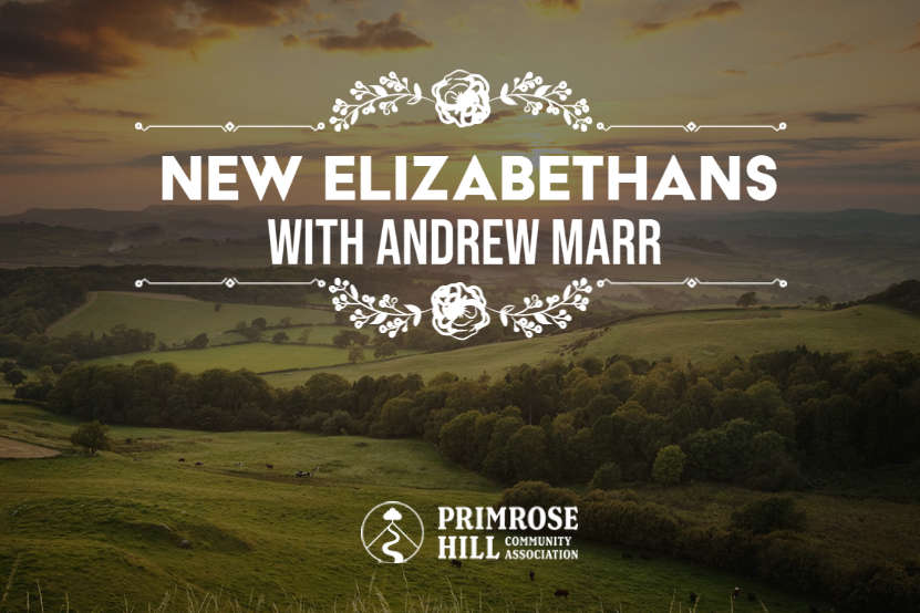 New Elizabethans with Andrew Marr