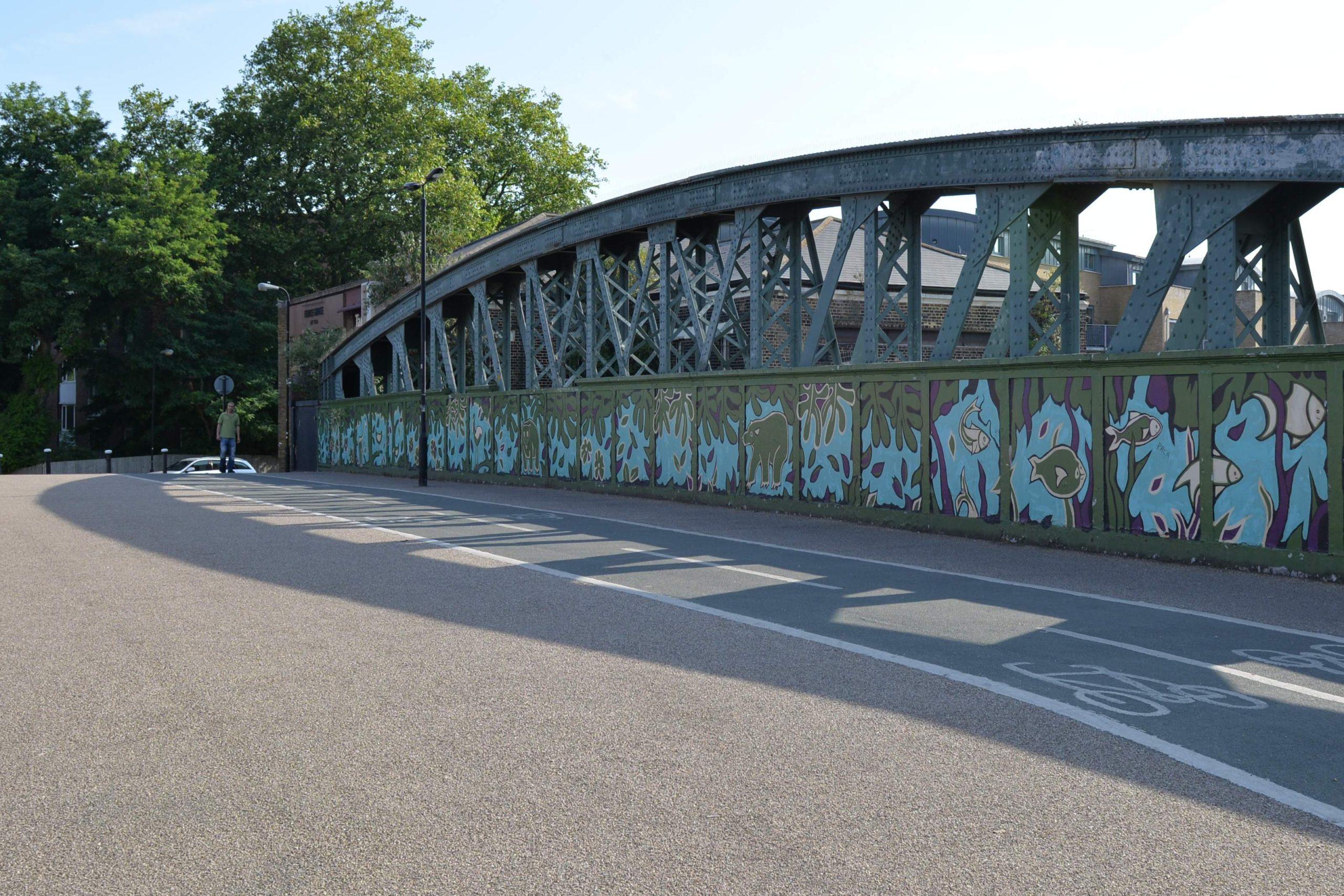 Primrose Hill Bridge