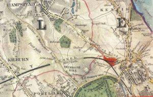 Primrose Hill Map