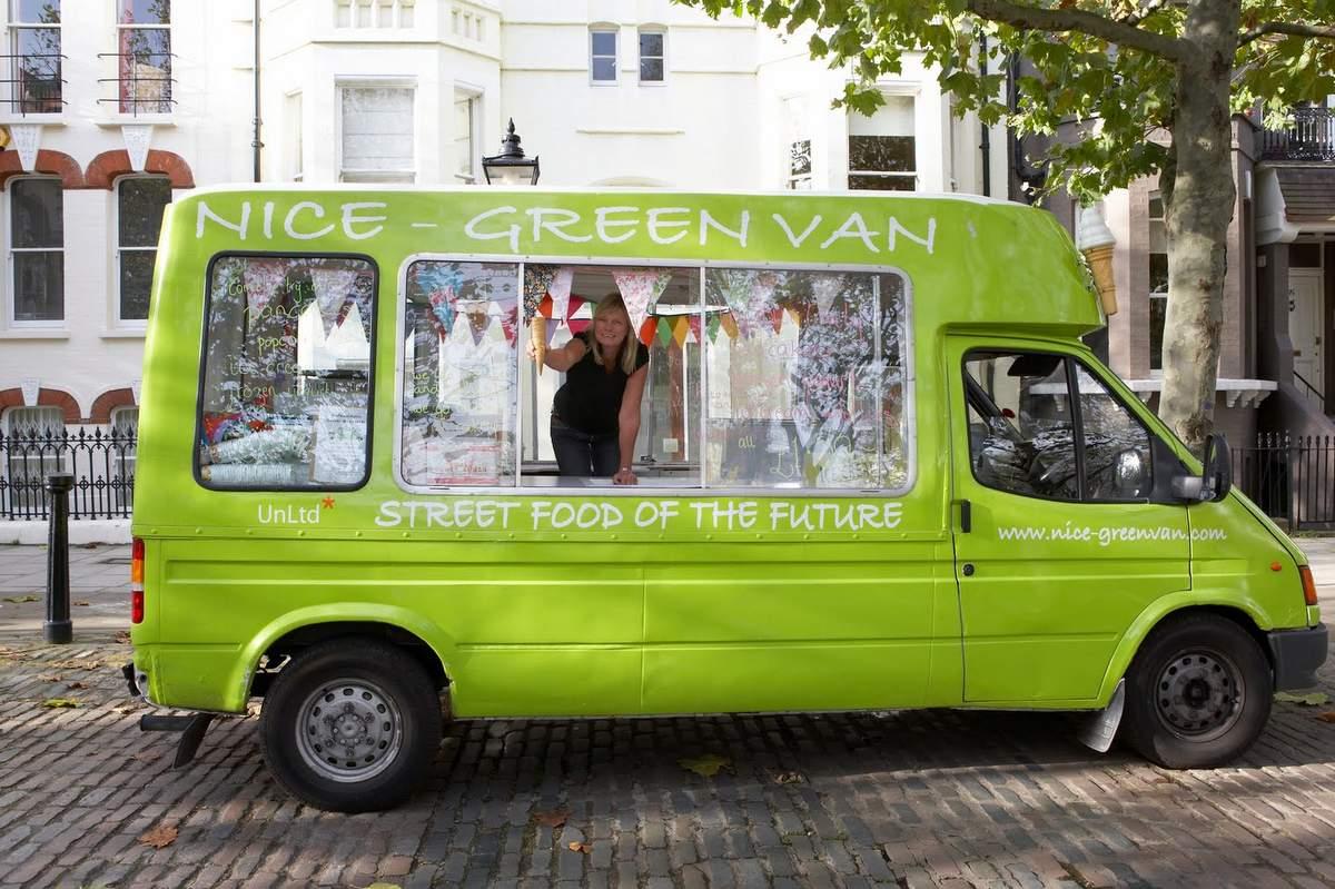 Nice Cream Van