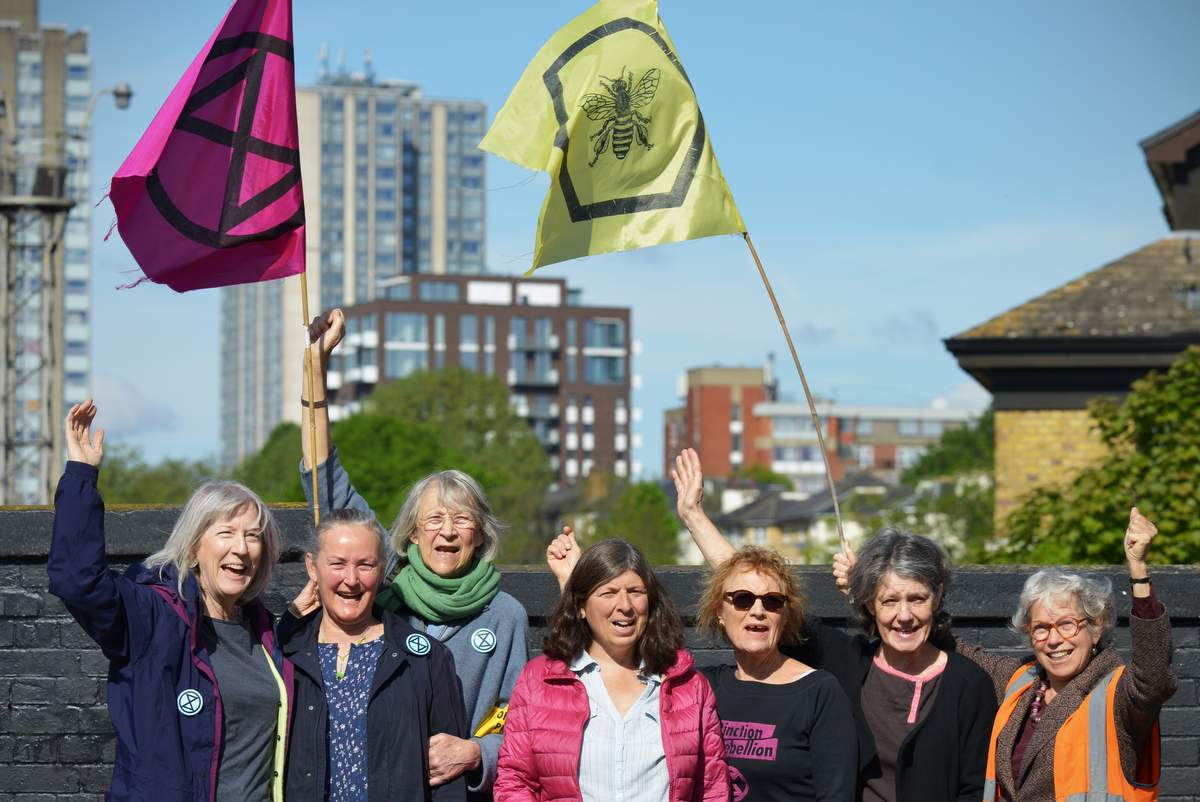 Extinction Rebellion Experiences